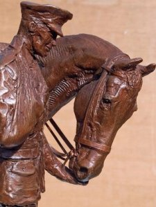 Romsey War Horse project